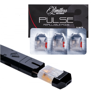 Limitless Pulse Replacement Pod