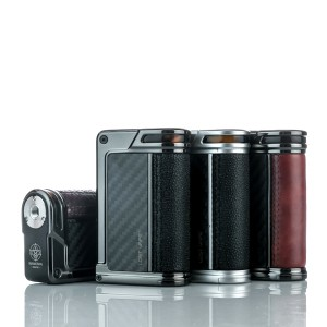 Lost Vape Paranormal 166 Dual 18650 DNA 250 Box Mod