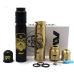 Stormtrooper AV Able Style Mechanical Mod Kit w/ Complyfe Battle Style RDA Atomizer - 24mm Diameter(1:1 Clone)