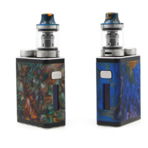 Aleader Funky 60W TC Starter Kit-Made from Natural Resin(Full Kit)