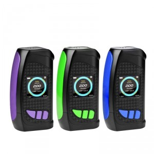 Pioneer4 You IPV Eclipse 200W Box Mod