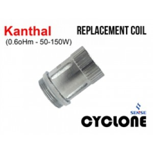 Sense Cyclone 0.6 ohm replacement coil