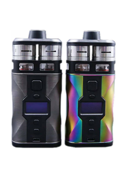 Teslacigs CP Couples Double Barrel 220W Box Kit