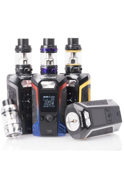 Vaporesso Switcher with NRG Sub-Ohm Tank Starter Kit  INCL Battery