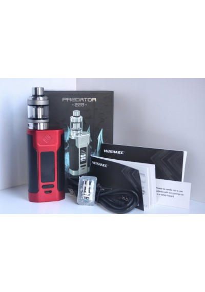 Wismec Predator 228 With Elabo Kit / Mod Kit