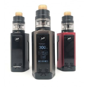Wismec Reuleaux RX GEN3 with GNOME Starter Kit
