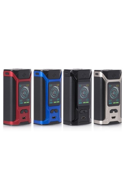 WISMEC SINUOUS RAVAGE230 BOX MOD