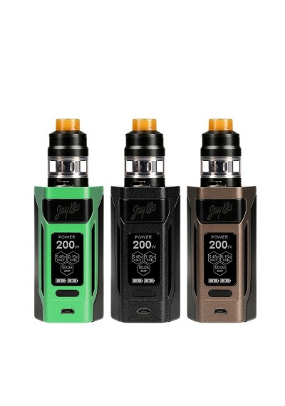 Wismec Reuleaux RX2 20700 with GNOME Starter Kit