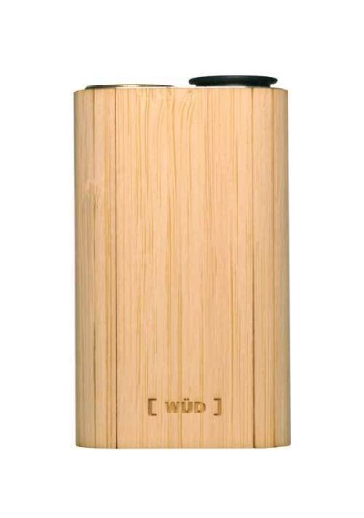 Wismec Noisy Cricket V1 with bamboo wrap